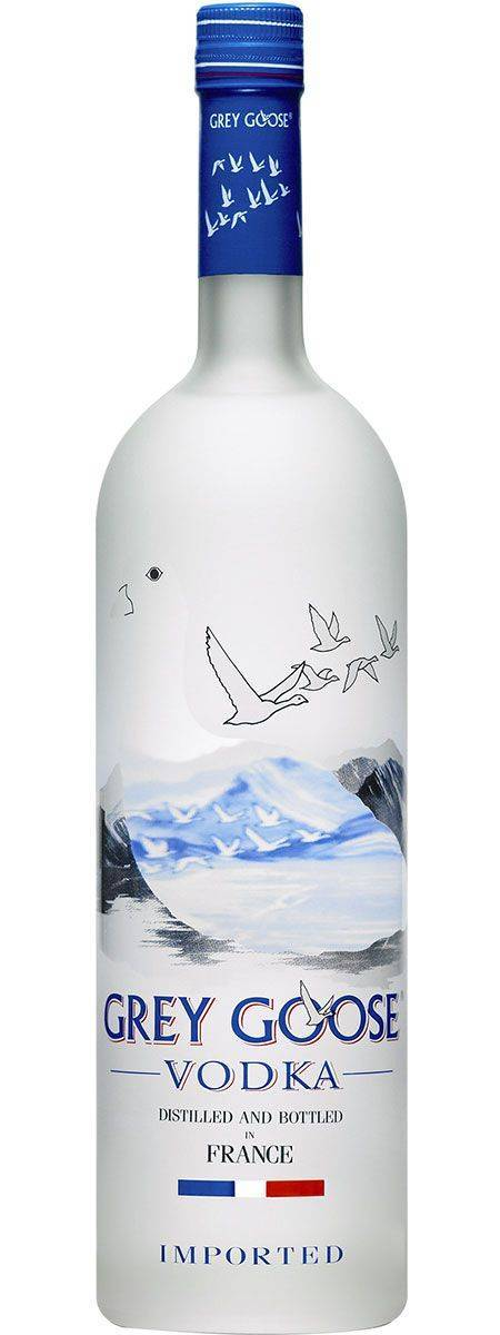 Grey Goose Vodka 1Litre