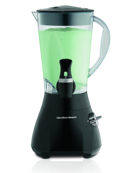 Hamilton Beach 500 Watt 4 Speed Wave Station Express Black Blender