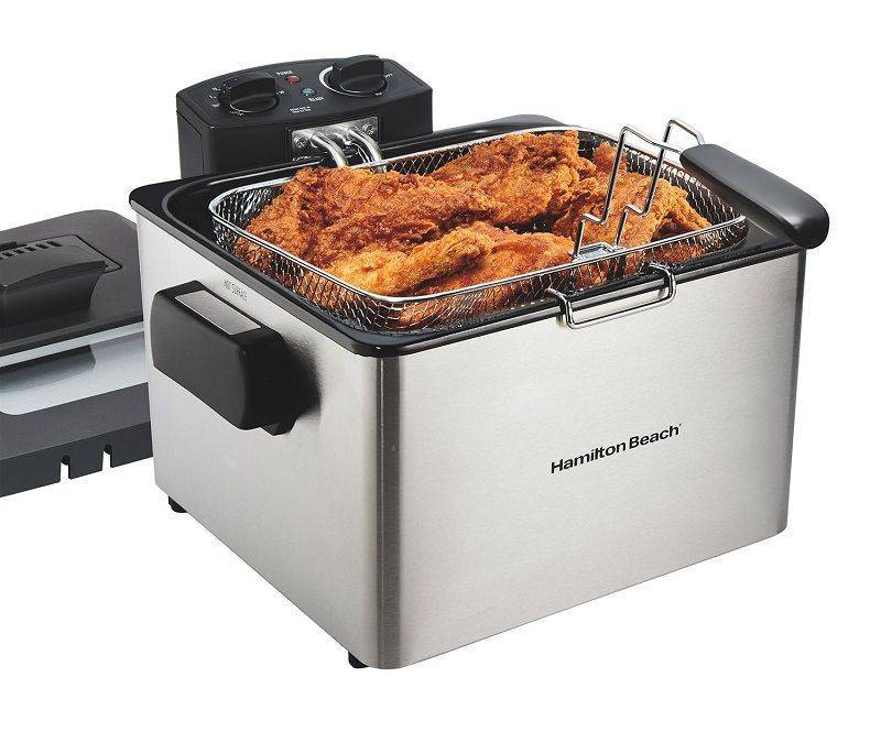 Hamilton Beach (35035) Deep Fryer