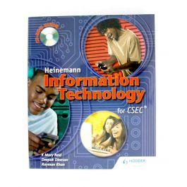 Heinemann Information Technology for CSEC by Deepak Dinesan