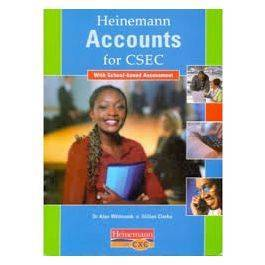 Heinemann Accounts for CSEC