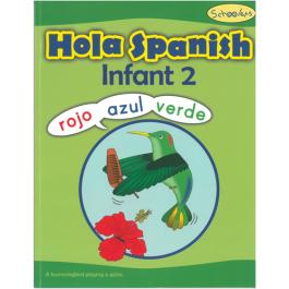 Hola Spanish Infant 2