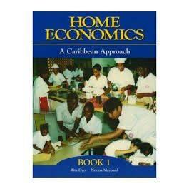 Home Economics A Caribbean Approach Book 1