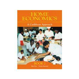 Home Economics A Caribbean Approach Book 2 by Norma Maynard