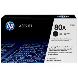 HP 80A Black Original
