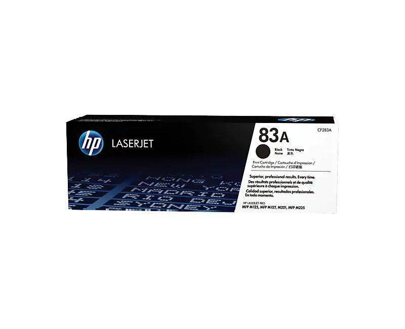 HP 83A - CF283A - Toner Cartridge - 1