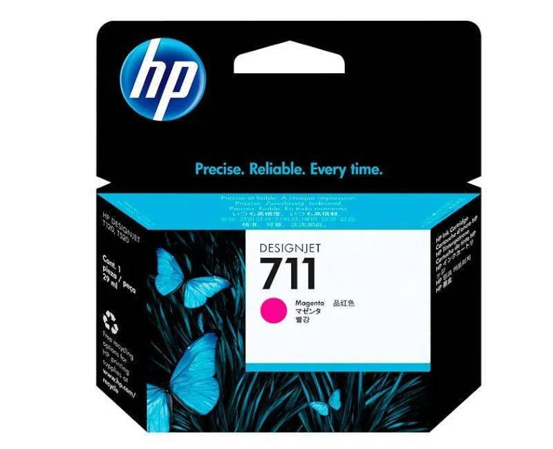 Cartridge HP 711 29ml Magenta (CZ131A)
