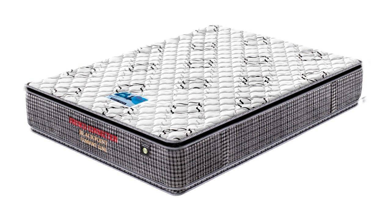 Blackpoint French Connection Double Dual Pocket Spring Mattress