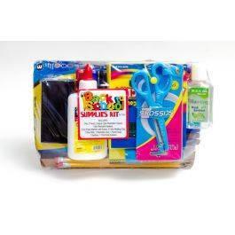 School Supply Bundle for Kindergarten & Primary