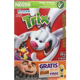 TRIX Fruit Flavoured Cereal 330g Box