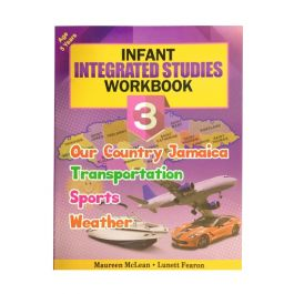 Infant Integrated Studies Workbook 3 Age 5 Years Old by Maureen McLean & Lunett Fearon