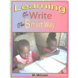 Infant Integrated Workbook Learning to Write The Smart Way