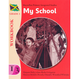 Jamaica Primary Integrated Curriculum Grade 1 Workbook Term 3 by  Pan Macmillan Limited