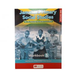 Jamiaca Primary Social Studies for National Standards Curriculum Workbook 5 by Eulie Mantock, Trineta Fenell & Clare Eastland