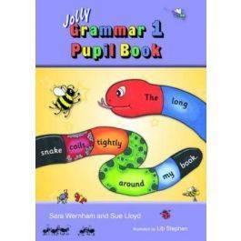 Jolly Grammar Pupil Book 1
