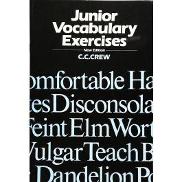 Junior Vocabulary Exercises by C.C Crew