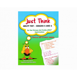 Just Think Abilty Test (PEP) Grade 5 and 6