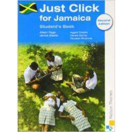 Just Click for Jamaica by Alison Page et al Nelson Thorne Publishers