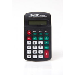 Kadio KD 4002 8 Digits Pocket Calculator