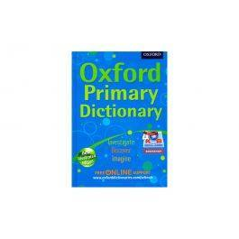 Oxford Primary Dictionary (Paperback with Kb Brand)