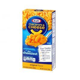 Kraft Mac and Cheese Dinner 206g