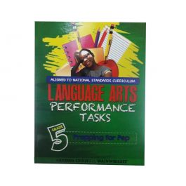 Language Arts Performance Tasks Prepping for PEP Grade 5 by Akeisha Christie Wainwright