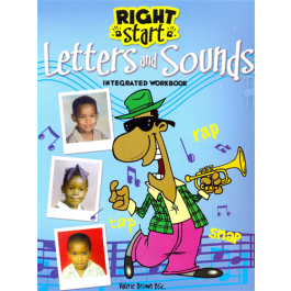 Right Start Letters & Sounds Integrated Workbook