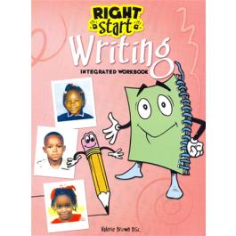 Right Start Writing Integrated Workbook