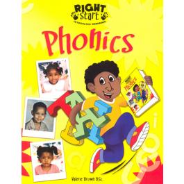 Right Start Phonics Integrated Workbook