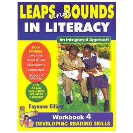 Leaps and Bounds in Literacy An Integrated Approach Workbook 4 (Developing Reading Skills)