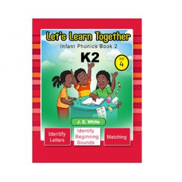 Let's Learn Together Infant Phonics Book 2 K2