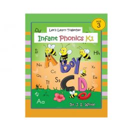 Let's Learn Together Infant Phonics K1