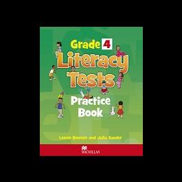 Grade 4 Literacy Tests: Practice Book - Leonie Bennett and Julia Sander (Macmillan)