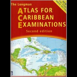 Longman Atlas for Caribbean Examination 3rd Ed