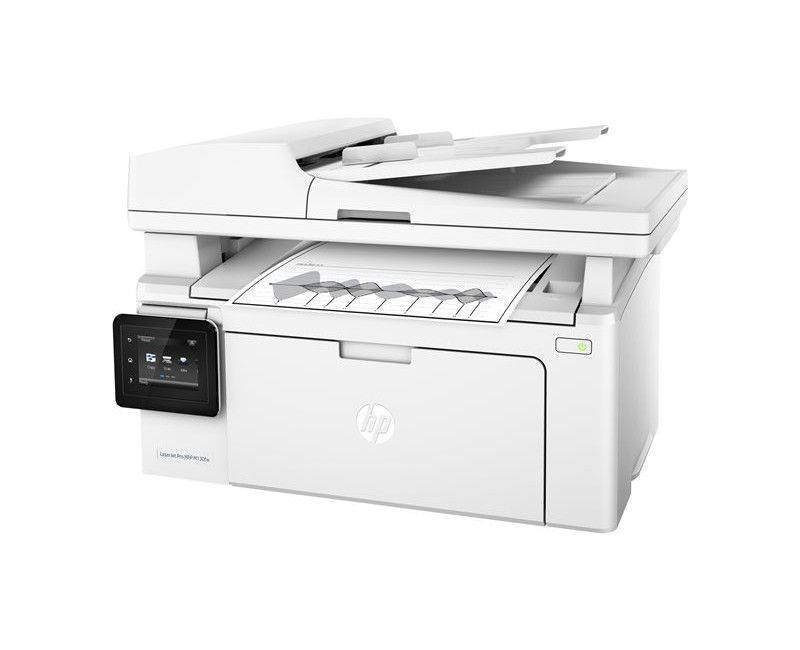 HP LaserJet Pro MFP M130fw Multifunction Printer (Black and White)