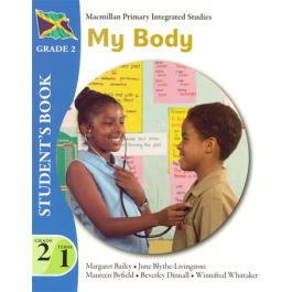 Macmillan Primary Integrated Studies: My Body Student's Book 2