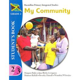 Macmillian Primary Integrated Studies - My Community Student Book Grade 2