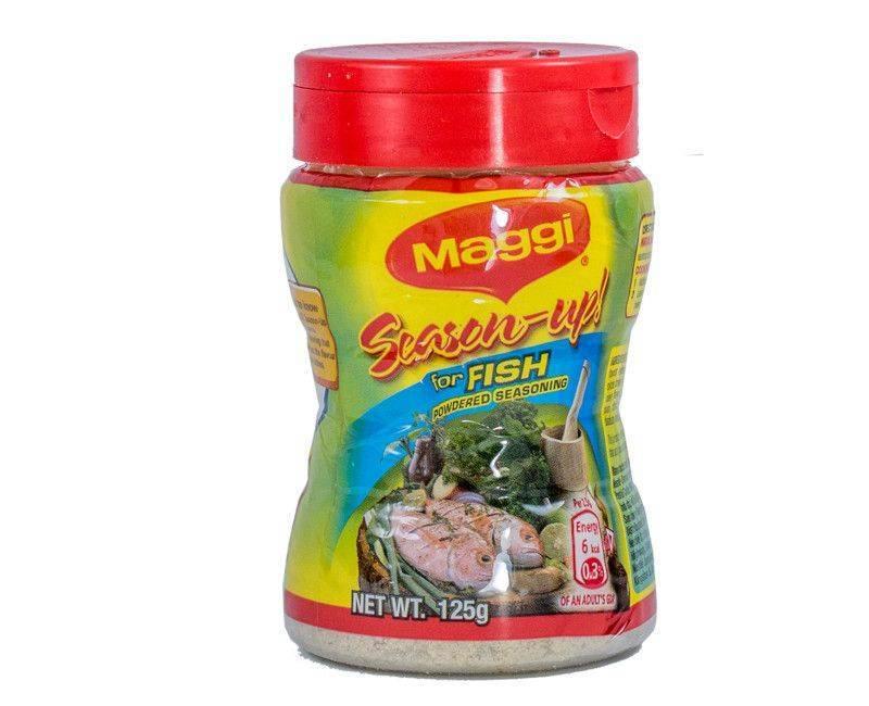 MAGGI Season-Up! Fish Powdered Seasoning Shaker 125g Bottle