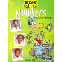 Right Start Numbers Integrated Workbook by Valerie Brown