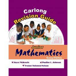 Carlong Revision Guide - Junior Mathematics - Second Edition