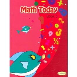 Math Today Workbook 3