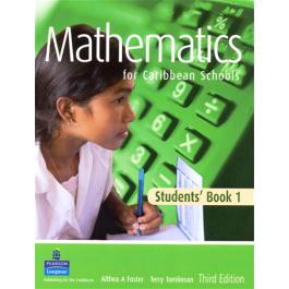 Mathematics for Caribbean Schools Students' Book 1