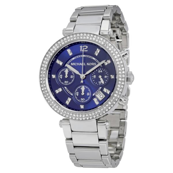 Michael Kors Women's Parker Stainless Steel Bracelet Watch MK6117