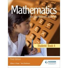 Maths for Caribbean Schools: New Edition 4 by Althea Foster