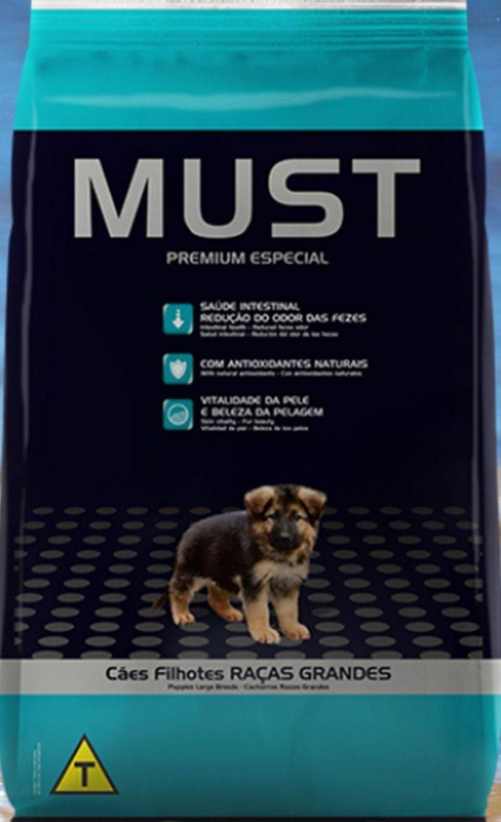 Must Puppy Food 3kg