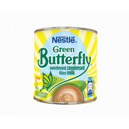 NESTLÉ Green Butterfly Sweetened Condensed Filled Milk 395g