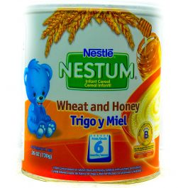 Nestle Nestum Wheat & Honey 730g Infant Cereal