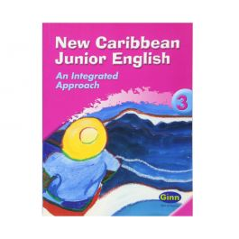 New Caribbean Junior English An Integrated Approach Book 3 by Haydn Richards