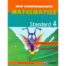New Comprehensive Mathematics Standard 4 Revised Edition
