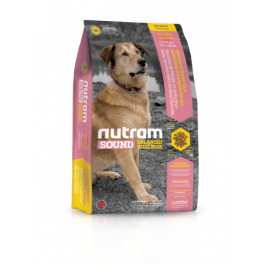 S6 Nutram 2.72kg Sound Balanced Wellness Adult Natural Dog Food